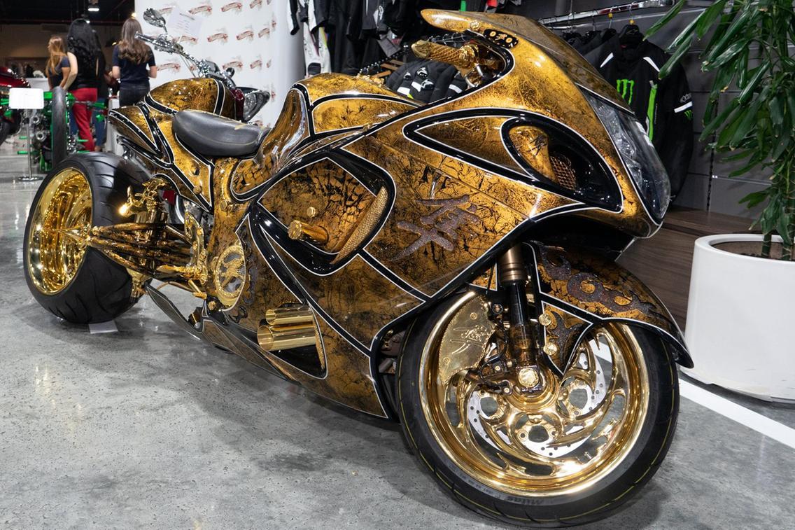 Самый крутой мотоцикл в мире фото