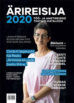 ajakiri Ärireisija