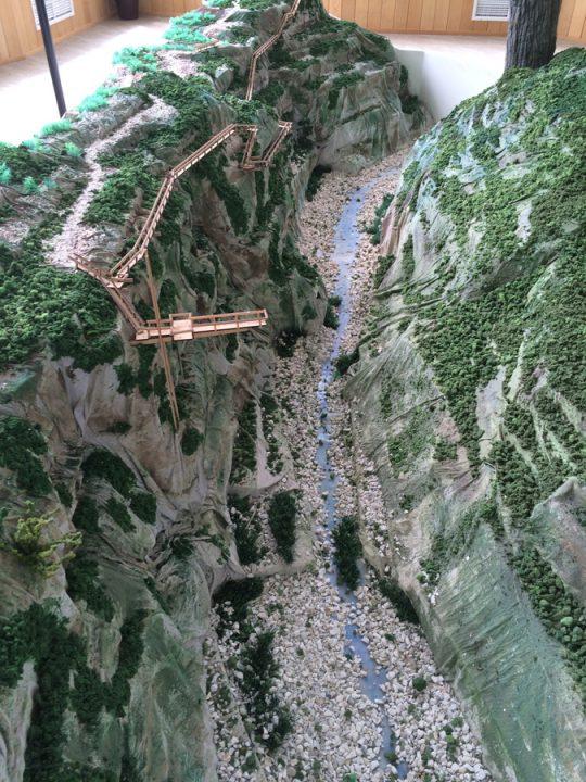 Kutaisi, Okatse kanjon