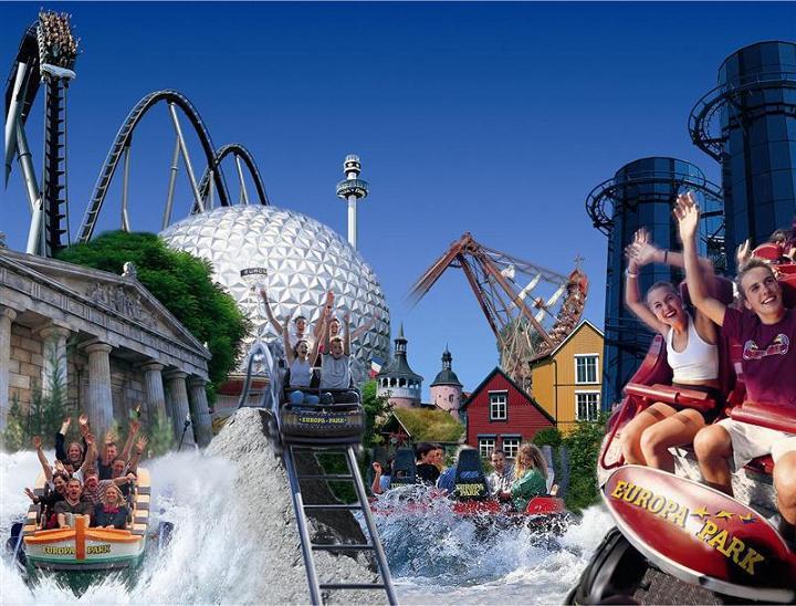 3521a908be1 EUROPA PARK http://www.europapark.de. Saksamaa suurim lõbustuspark ...