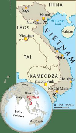 põhja-vietnam