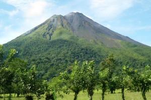 Arenali vulkaan