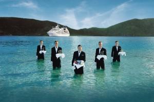 Caviar Splash paradiisirannal