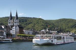 Viking Cruises laev Rheini jõel