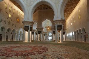 Sheikh Zayedi mošee