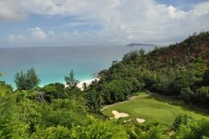 Golf ja mäed käsikäes