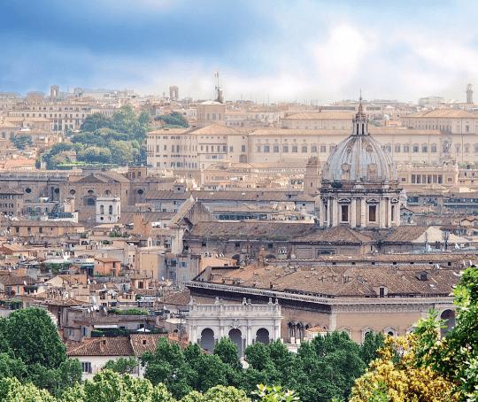 Vaade Roomas, Estraveller 6/2014