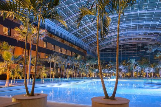 Therme erging basseinid