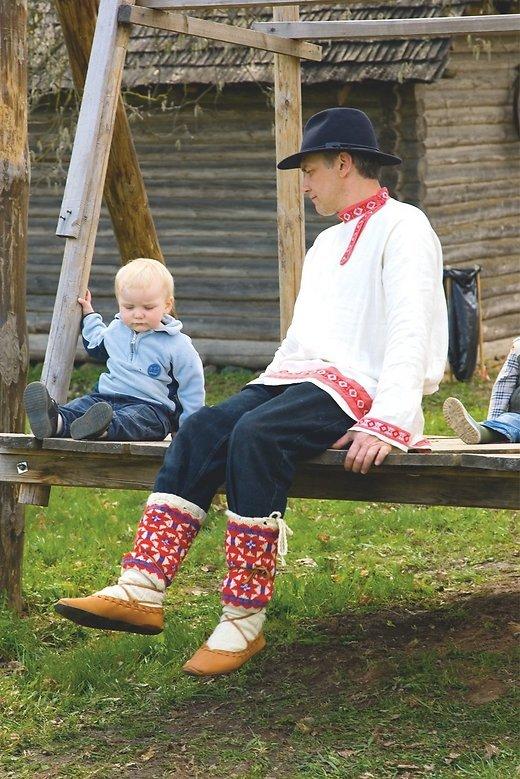 Kirikupühade ja muude pidude-laatade vahele jääb suvel ka mõni üksik rahulik päev. Foto: Visit Estonia