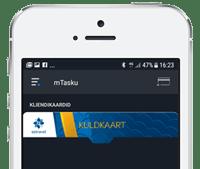 Kuldkaart-mTasku-mobiil